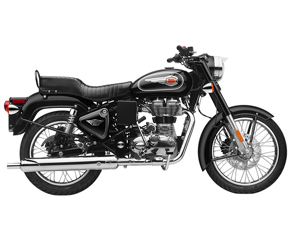 ROYAL ENFIELD BULLET 500 Black